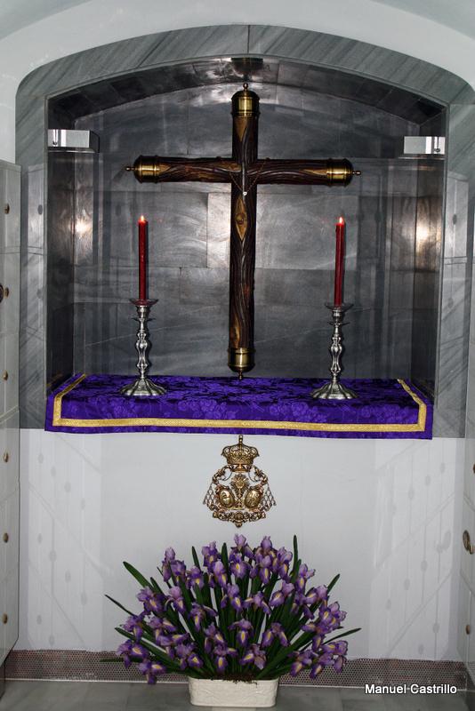 Visitas Columbario mes de Septiembre