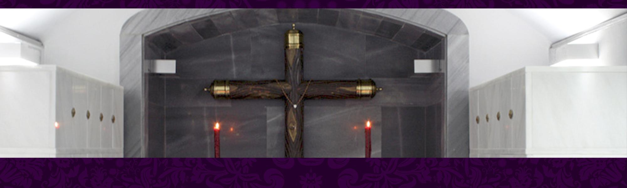 Visitas al Columbario durante el mes de octubre