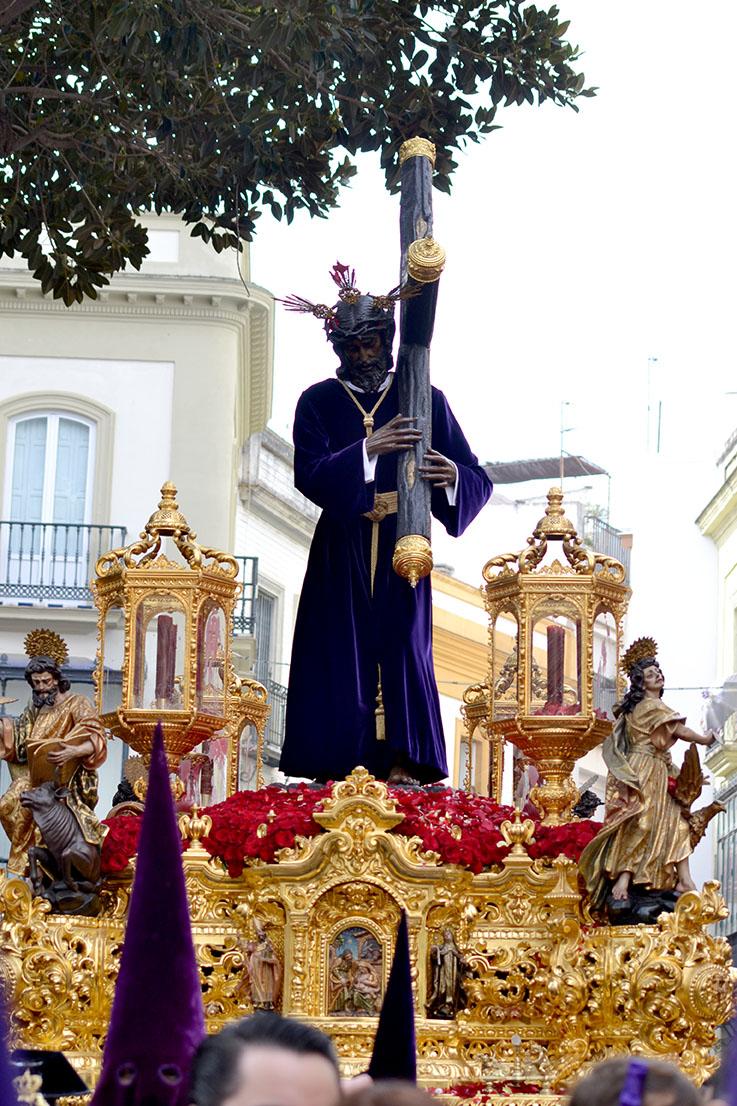 cristo de los gitanos procesion2