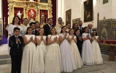 ABIERTO EL PLAZO DE INSCRIPCIÓN PARA LOS NIÑOS DE CATEQUESIS DE PRIMERA COMUNIÓN