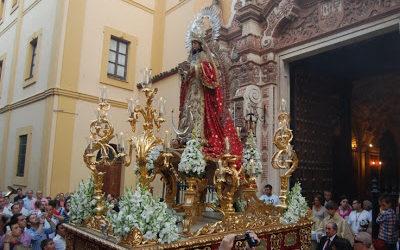 La Virgen de la Encarnación en nuestros Santuario