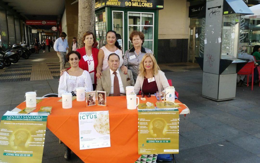 La Bolsa de Caridad con la Asociación Sevillana de ICTUS.