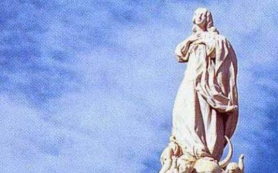 Festividad de la Inmaculada en la Hermandad.