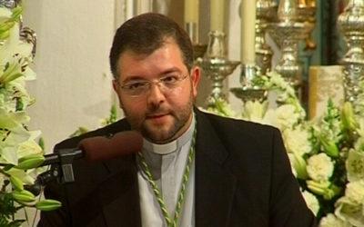 El Rvdo. Padre D. Antonio Romero Padilla nombrado pregonero para la Cuaresma de 2018