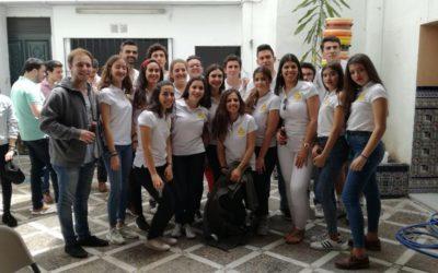 El Grupo Joven de la Hermandad de Los Gitanos organizó una estupenda Semana Cultural.