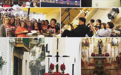 Magnífica Cruz de Mayo de 2018. Un éxito de todos