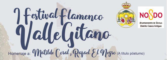 """Presentación de la Iº Edición del Festival Flamenco """"Valle Gitano"""""""