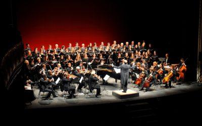10 de Noviembre. Concierto W. A. Mozart  REQUIEM, K 626. A favor de la Asistencia Social de la Hermandad de Los Gitanos.