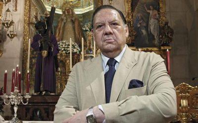 Pepe Moreno recibe la Medalla Pro Ecclesia et Pontifice por su servicio a la Iglesia