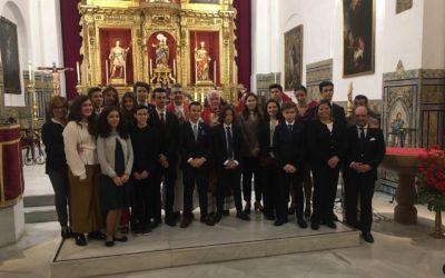 Confirmado un nuevo grupo de hermanos de la Hermandad Sacramental de Los Gitanos