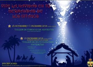 Vive la Navidad en TU Hermandad de Los Gitanos