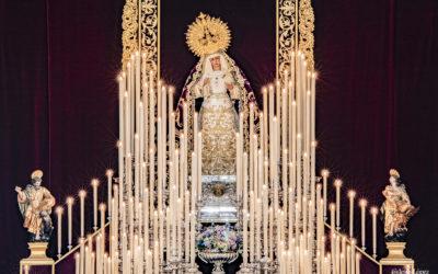 Solemne Triduo a María Santísima de las Angustias Coronada