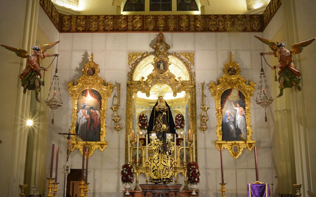 Retiro cuaresmal en la Hermandad Sacramental de Los Gitanos