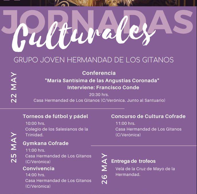 II Jornadas Culturales del Grupo Joven de la Hermandad