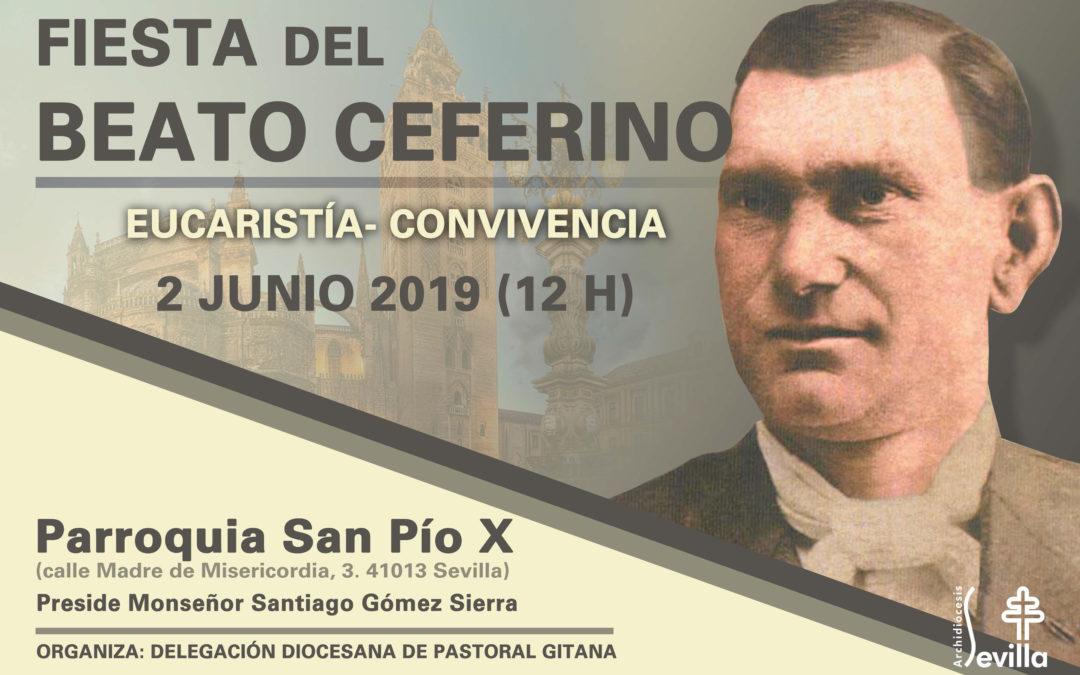 El 2 de junio celebramos la Fiesta del Beato Ceferino