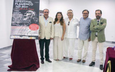 """Presentado el cartel de la IIº edición del Festival Flamenco """"Valle Gitano"""""""