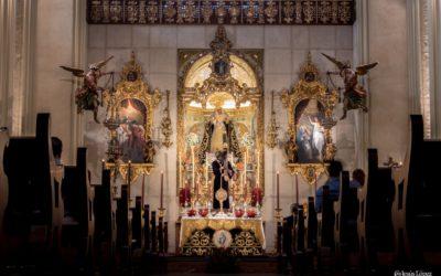 Viernes Santo 2021, Adoración al Santísimo Sacramento