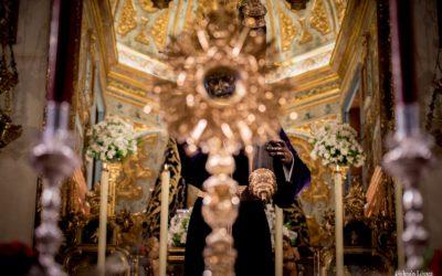Tríduo al Santísimo Sacramento en nuestra Parroquia de San Román