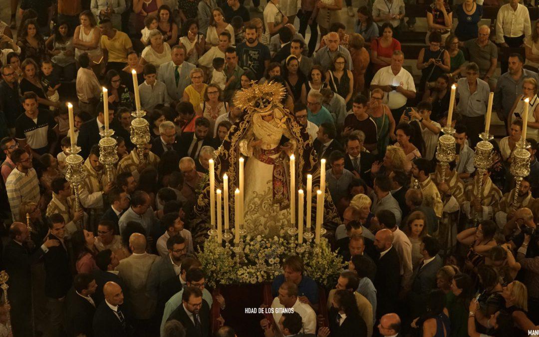 Galería de Imágenes Función Solemne y Procesión de María Santísima de las Angustias