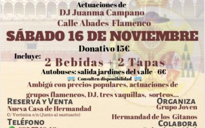 Iº Fiesta Campera benéfica del Grupo Joven de la Hermandad de Los Gitanos