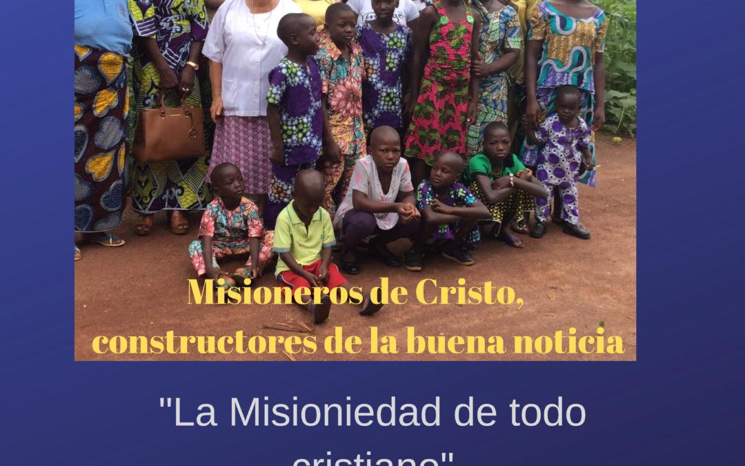 Conferencia-Coloquio «La Misioniedad de todo cristiano»