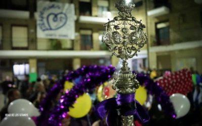 Visita Navideña al Convento Santa Isabel para la entrega de juguetes y presentes