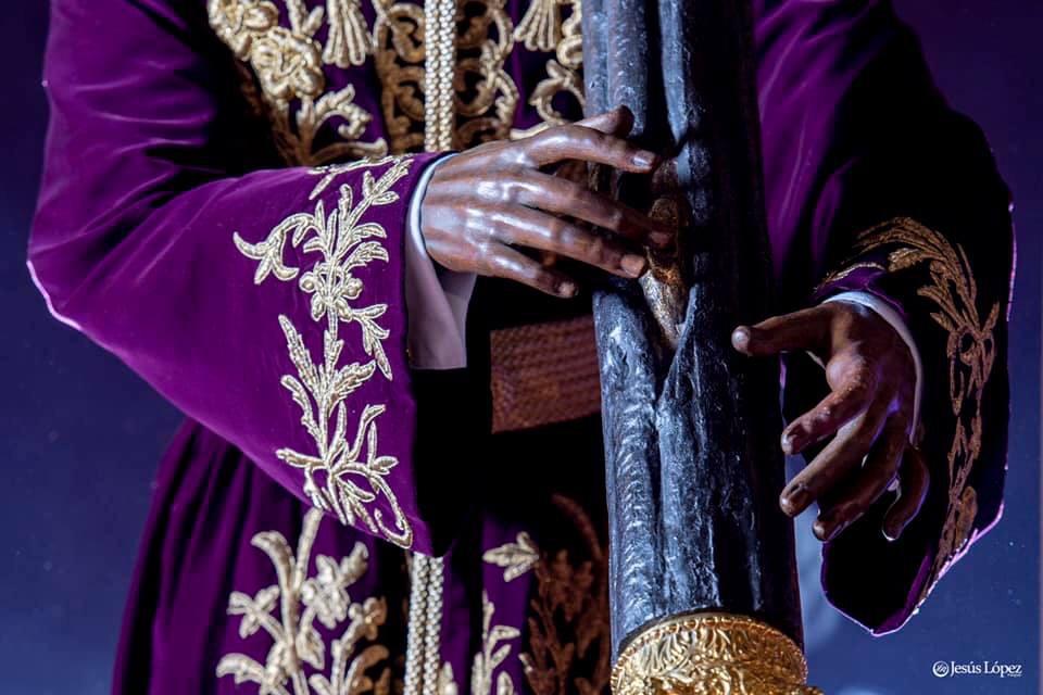 Presentación del cartel y papeleta de sitio del Vía Crucis de las Hermandades de Sevilla 2020