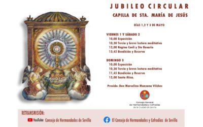Conoce y participa en tu Archidiócesis: Celebramos virtualmente el jubileo circular
