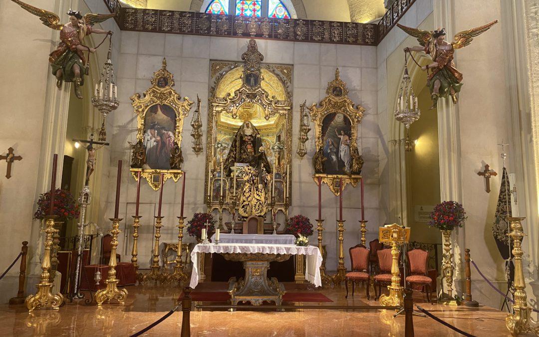 Información de interés sobre la apertura del Santuario y celebración de la eucaristía