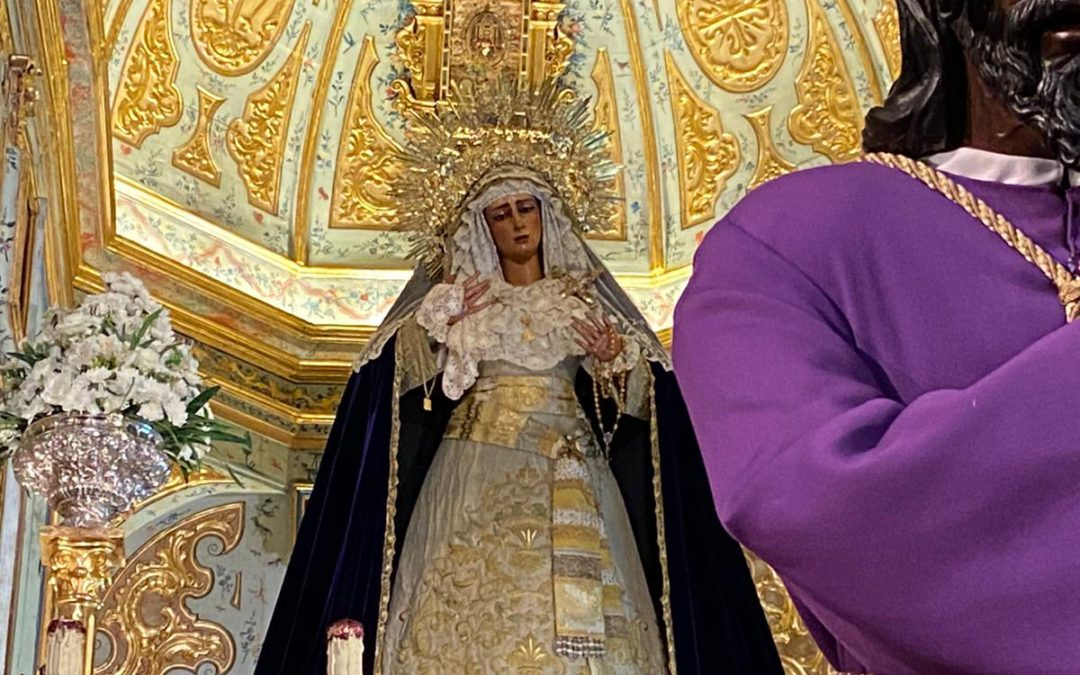 3 de junio en el Santuario de Los Gitanos, el Santuario de la Vida