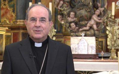 """""""Conoce y participa en tu Archidiócesis"""" Mensaje del Arzobispo de Sevilla a la Hermandad Sacramental de Los Gitanos"""