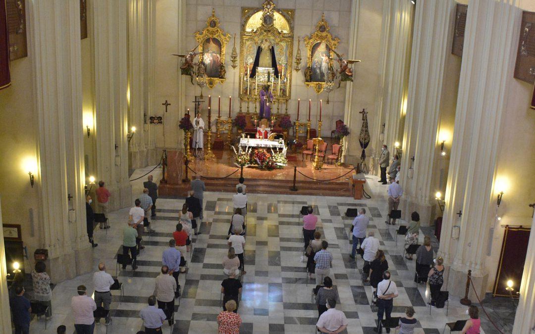 Información de interés en Fase 3: Ampliación del aforo del Santuario