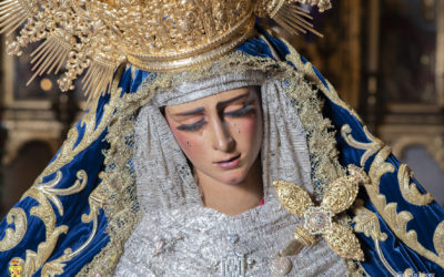 Solemne Función principal y Veneración a María Santísima de las Angustias en la festividad del 8 de septiembre
