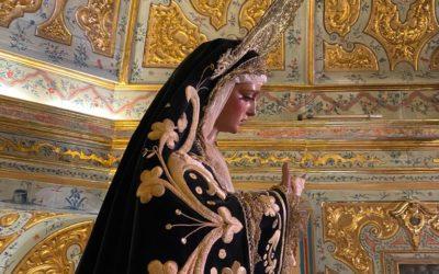 Visita al Columbario mes de Julio 2021