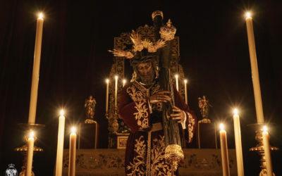 Vía Crucis Penitencial en honor de Nuestro Padre Jesús de la Salud
