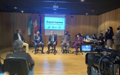 Presentado el Proyecto educativo Cayetana. Educando en Valores