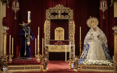 Altar Extraordinario Semana Santa 2021