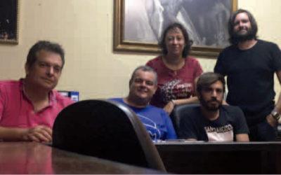 Carta de sensibilización del Grupo de Archivo de la Hermandad