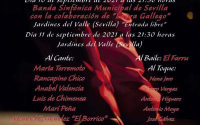 Vuelve el Festival Valle Gitano